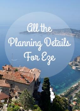 Plannind Details Eze