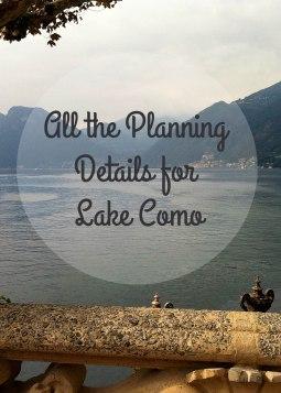 Planning Details Como